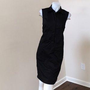Ralph Lauren black shirt dress
